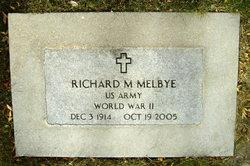 Richard Morgan Melbye
