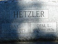 Opal Loretta <I>Parrish</I> Hetzler