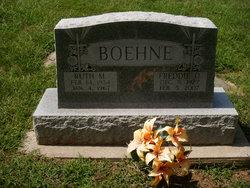 Ruth M. <I>Pape</I> Boehne
