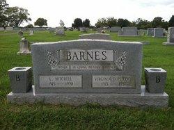 "Robert Mitchell ""Guy"" Barnes"