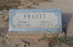 "Rebecca ""Becky"" <I>Johnson</I> Pruitt"