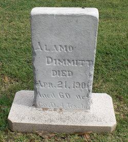 Antonio Alamo Dimmitt