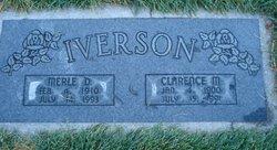 Clarence Magnus Iverson