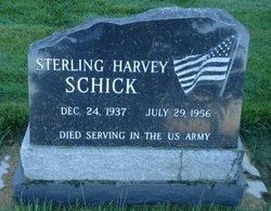 Sterling Harvey Schick