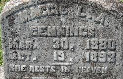 "Margaret Lee  A. ""Maggie"" Gennings"