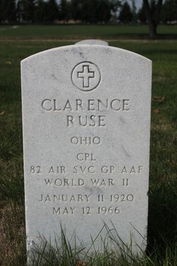 Clarence Ruse