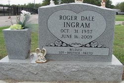 Roger Dale Harvell Ingram