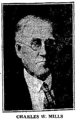 Charles W. Mills