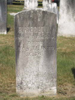 Mrs Elisebeth <I>Perham</I> Fletcher