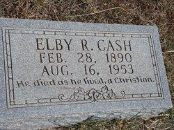 Elby Richard Cash