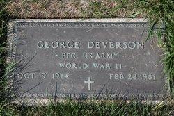 George Deverson