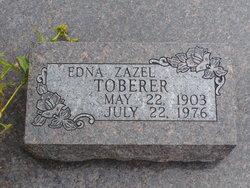 Edna Zazel <I>Brock</I> Toberer