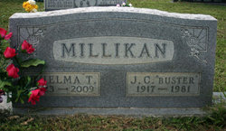 "James Clifford ""Buster"" Millikan"
