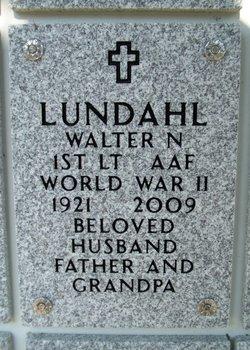 Walter Nils Lundahl