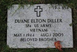 Duane Elton Diller