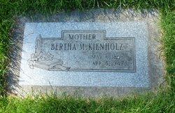 Bertha <I>Walch</I> Kienholz