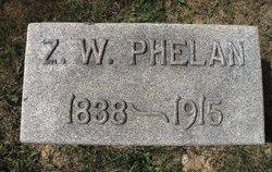 Zadok Walker Phelan