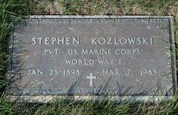 Stephen Kozlowski