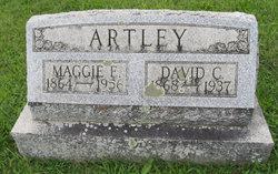 """Margaret """"Maggie"""" <I>Shuler</I> Artley"""