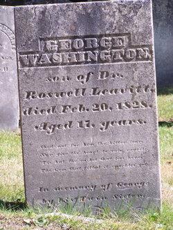 George Washington Leavitt