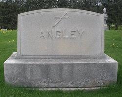 "Ellen F. ""Nellie"" <I>Jones</I> Angley"