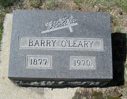 Barry O'Leary