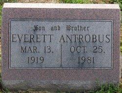 Everett Antrobus