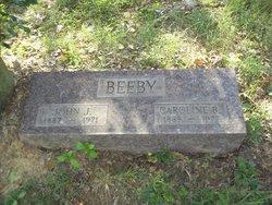 "John J ""Jack"" Beeby"