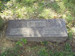 Caroline B Beeby