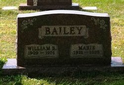 Marie <I>Bronson</I> Bailey