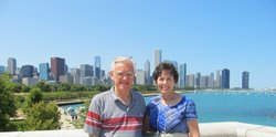 Roger and Sue Cramer