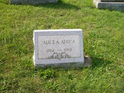 Alice A. Africa