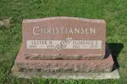 Florence E <I>Hauck</I> Christiansen