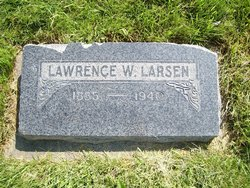 Lawrence William Larsen