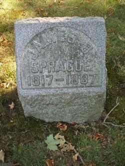 James B Sprague