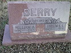 Thelma L <I>Ricketts</I> Berry