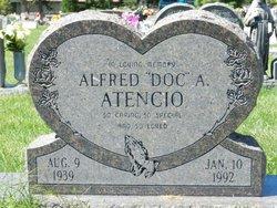 """Alfred A. """"Doc"""" Atencio"""