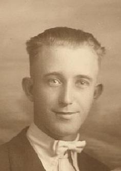 """Percy Franklin """"Pete"""" Hanes"""