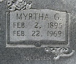Myrtha G <I>Moree</I> Clark