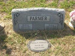 Zula Irene <I>Nowell</I> Parmer