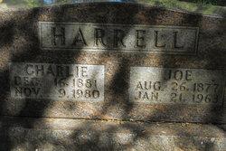 """Joseph Procter """"Joe"""" Harrell"""