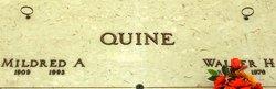 Walter H. Quine