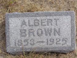 Albert Brown