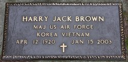 Harry Jack Brown