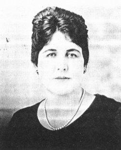 Flora Maude <I>Davis</I> Jones