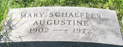 Mary S <I>Schaeffer</I> Augustine