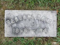 Rebecca <I>Yarian</I> Royer