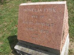 Ophelia <I>Fisk</I> Arnold