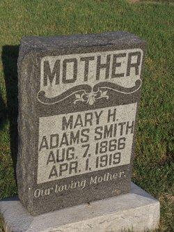Mary Hannah <I>Cochran</I> Adams Smith