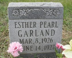 Esther Pearl Garland